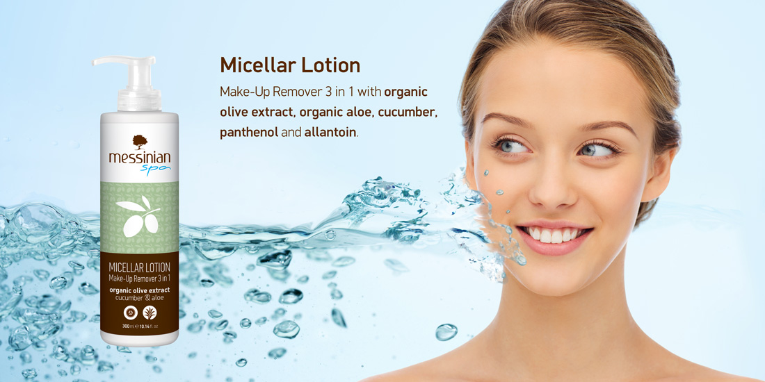 Micellar Lotion - Cucumber and Aloe