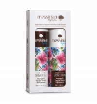 Orange & Vanilla Orchid & Blueberry 2-Pack Gift Set