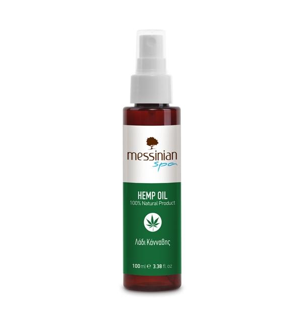 Messinian Spa - Hemp oil - 100ml