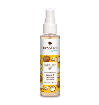 Hair & Body Mist - Coconut & Heliotrope & Vanilla